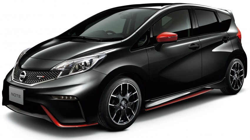 Nissan Note Nismo – full JDM specifications revealed Image #280312