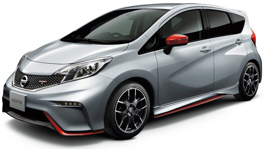 Nissan Note Nismo – full JDM specifications revealed Image #280313