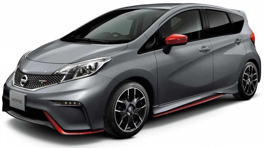 Nissan Note Nismo – full JDM specifications revealed Image #280314