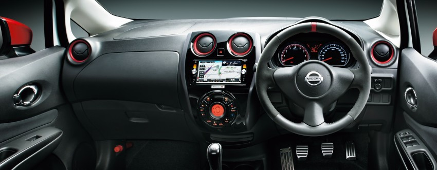 Nissan Note Nismo – full JDM specifications revealed Image #280318