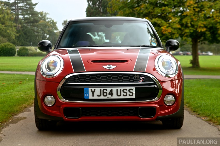 DRIVEN: F55 MINI Cooper S 5 Door tested in the UK Image #279086