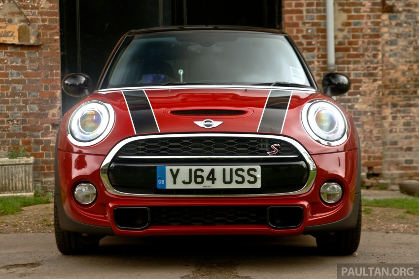 DRIVEN: F55 MINI Cooper S 5 Door tested in the UK Image #279090