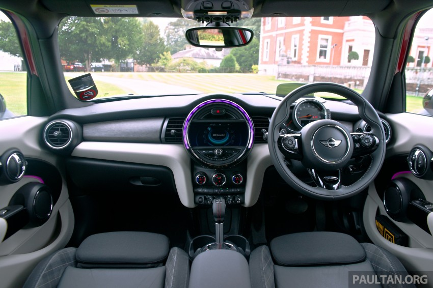 DRIVEN: F55 MINI Cooper S 5 Door tested in the UK Image #278986