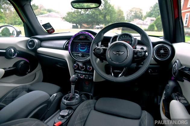 Driven F55 Mini Cooper S 5 Door Tested In The Uk