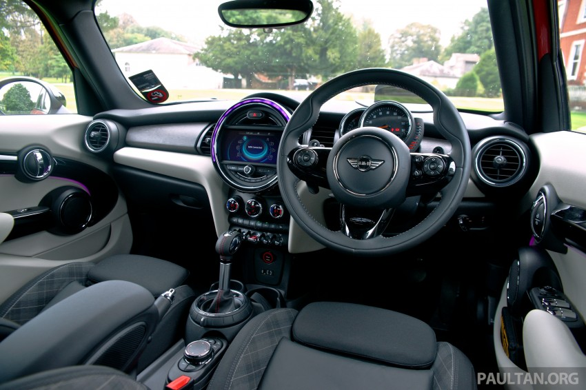 DRIVEN: F55 MINI Cooper S 5 Door tested in the UK Image #278987