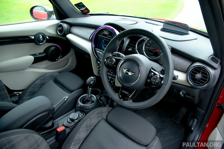 DRIVEN: F55 MINI Cooper S 5 Door tested in the UK Image #278989