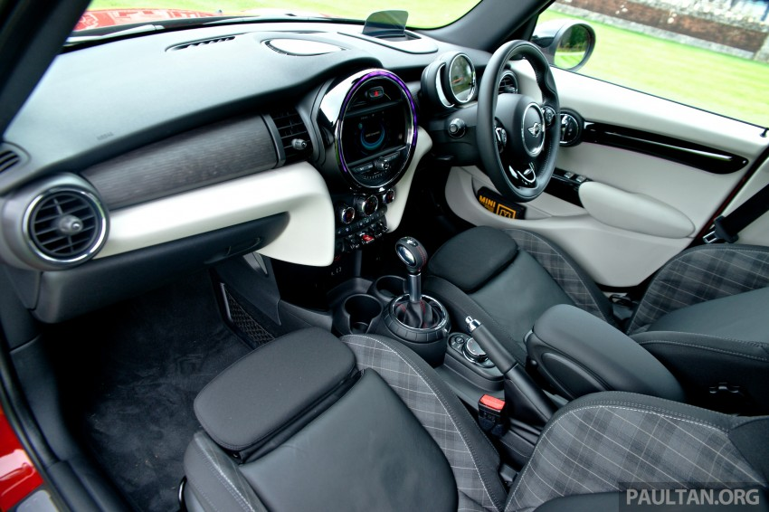 DRIVEN: F55 MINI Cooper S 5 Door tested in the UK Image #278990