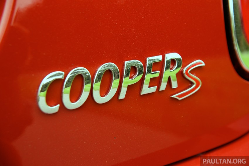 DRIVEN: F55 MINI Cooper S 5 Door tested in the UK Image #279022