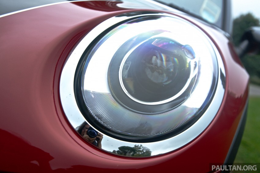 DRIVEN: F55 MINI Cooper S 5 Door tested in the UK Image #279029