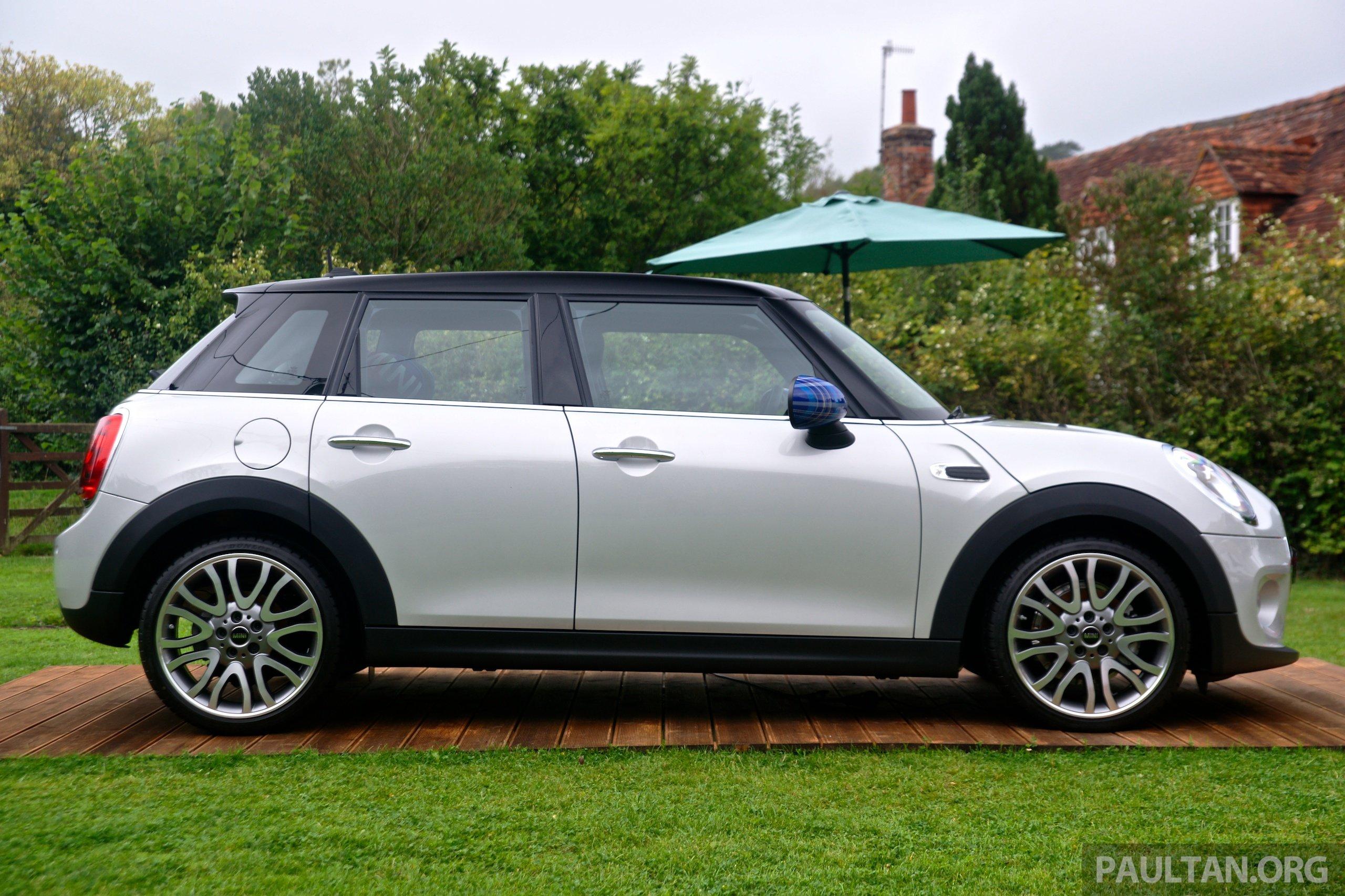 Mini countryman models autoevolution for Door 55 reviews