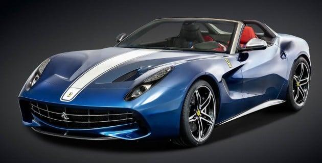 Ferrari F60 America - 10 units for USA, all spoken for
