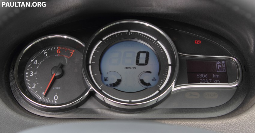 DRIVEN: Renault Fluence 2.0 X-Tronic CKD tested Image #283392