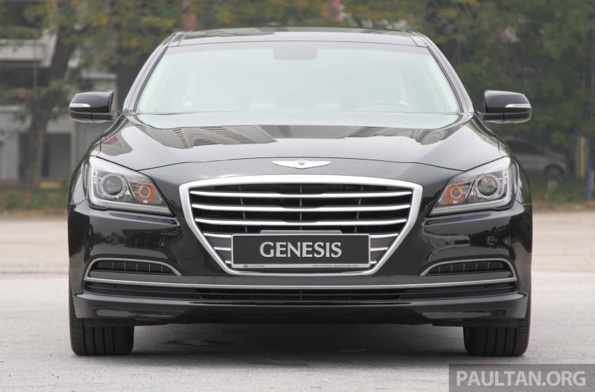 GALLERY: Hyundai Genesis 3.8 GDI V6 in Malaysia Image #282671