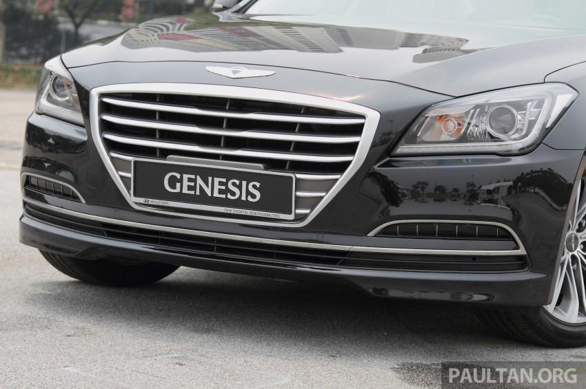 GALLERY: Hyundai Genesis 3.8 GDI V6 in Malaysia Image #282668