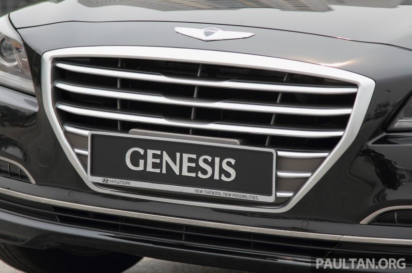 GALLERY: Hyundai Genesis 3.8 GDI V6 in Malaysia Image #282667