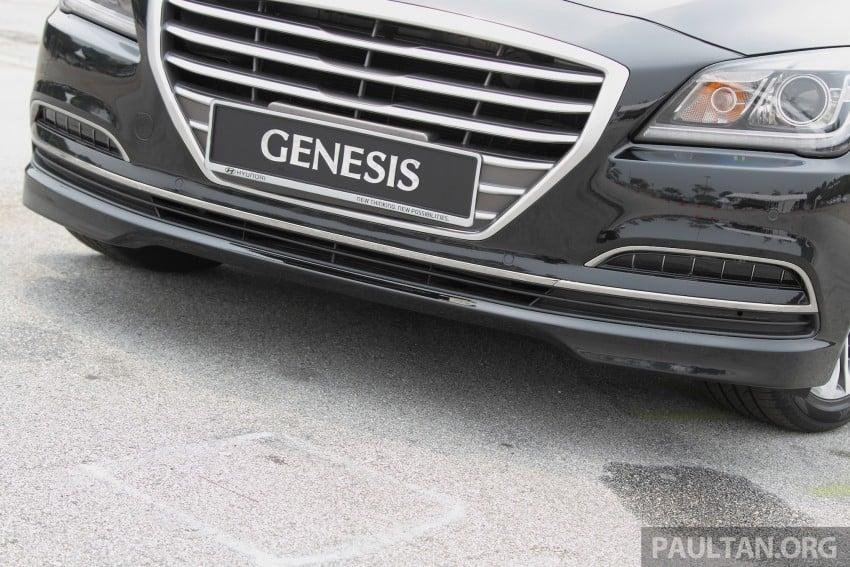 GALLERY: Hyundai Genesis 3.8 GDI V6 in Malaysia Image #282665
