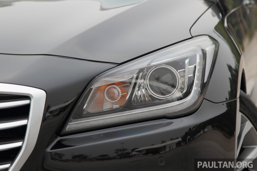 GALLERY: Hyundai Genesis 3.8 GDI V6 in Malaysia Image #282664