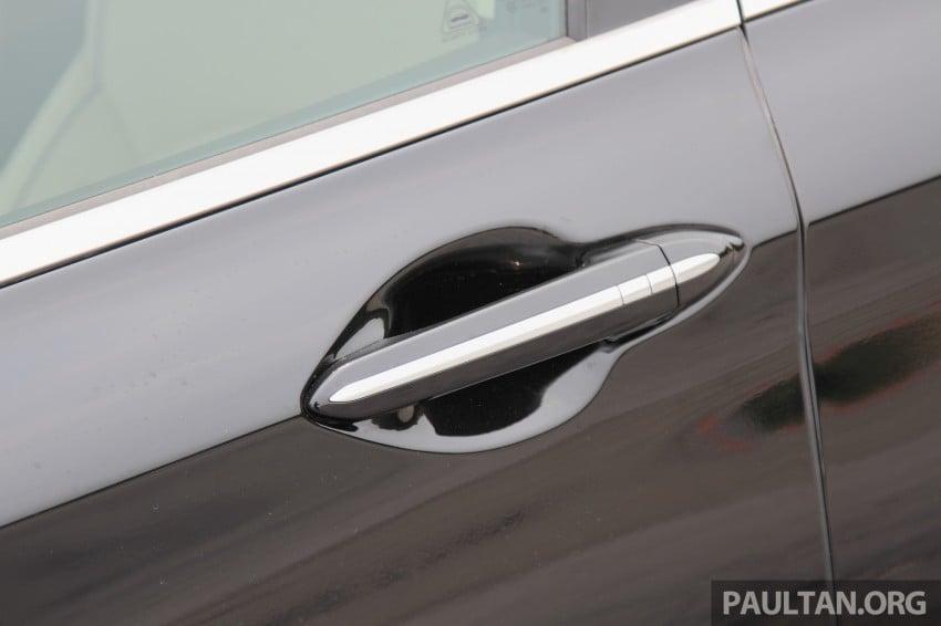 GALLERY: Hyundai Genesis 3.8 GDI V6 in Malaysia Image #282660