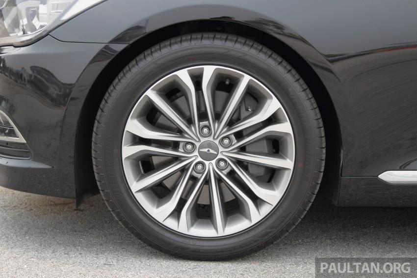 GALLERY: Hyundai Genesis 3.8 GDI V6 in Malaysia Image #282657