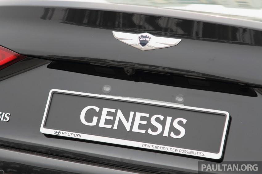 GALLERY: Hyundai Genesis 3.8 GDI V6 in Malaysia Image #282644