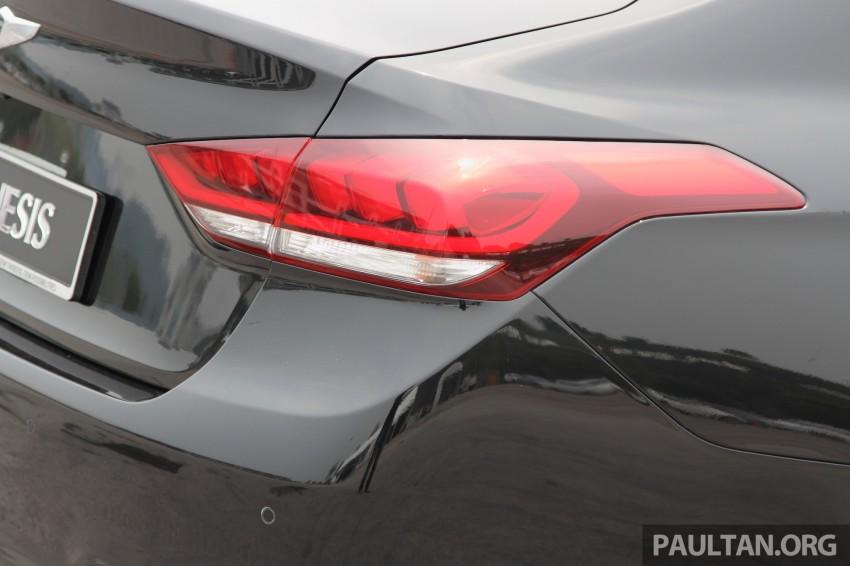 GALLERY: Hyundai Genesis 3.8 GDI V6 in Malaysia Image #282643