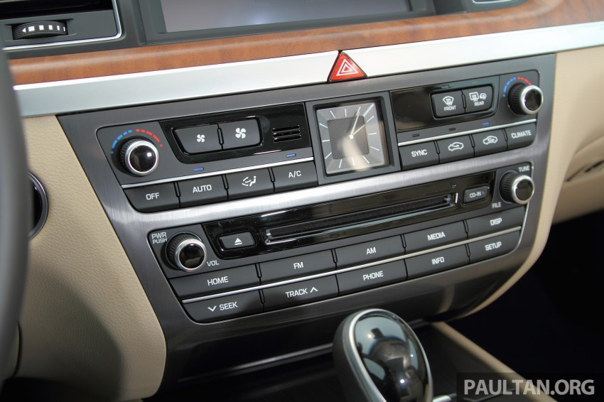 GALLERY: Hyundai Genesis 3.8 GDI V6 in Malaysia Image #282633