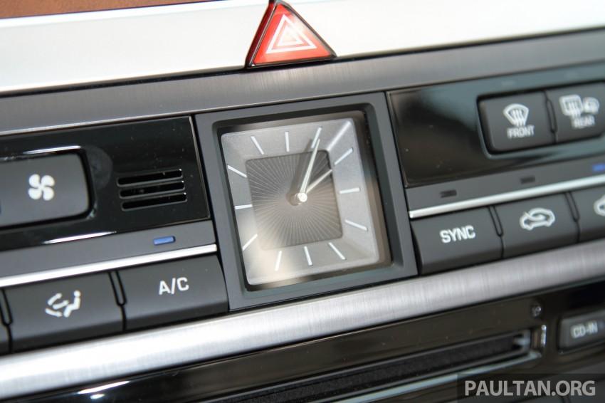 GALLERY: Hyundai Genesis 3.8 GDI V6 in Malaysia Image #282632