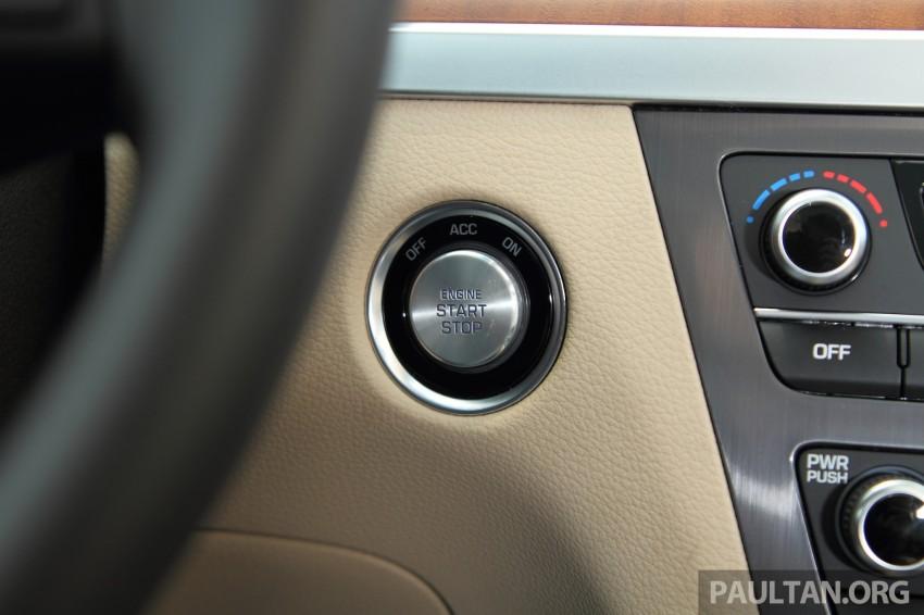 GALLERY: Hyundai Genesis 3.8 GDI V6 in Malaysia Image #282631