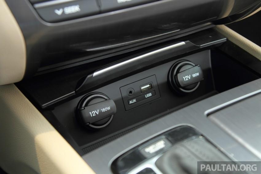 GALLERY: Hyundai Genesis 3.8 GDI V6 in Malaysia Image #282629