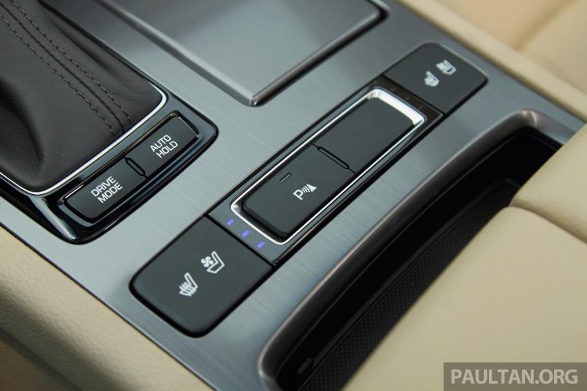 GALLERY: Hyundai Genesis 3.8 GDI V6 in Malaysia Image #282627