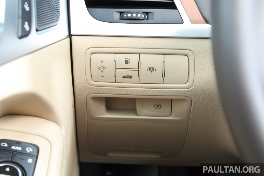 GALLERY: Hyundai Genesis 3.8 GDI V6 in Malaysia Image #282626