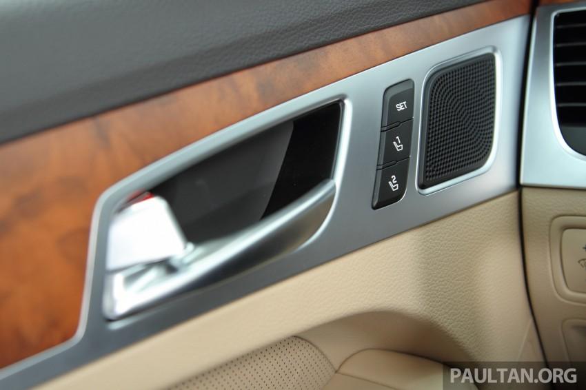 GALLERY: Hyundai Genesis 3.8 GDI V6 in Malaysia Image #282624