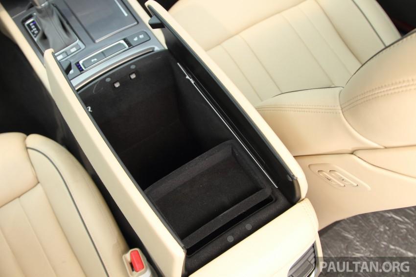 GALLERY: Hyundai Genesis 3.8 GDI V6 in Malaysia Image #282617