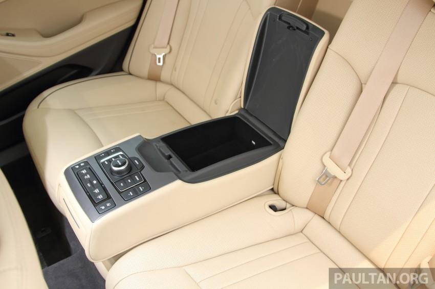 GALLERY: Hyundai Genesis 3.8 GDI V6 in Malaysia Image #282610