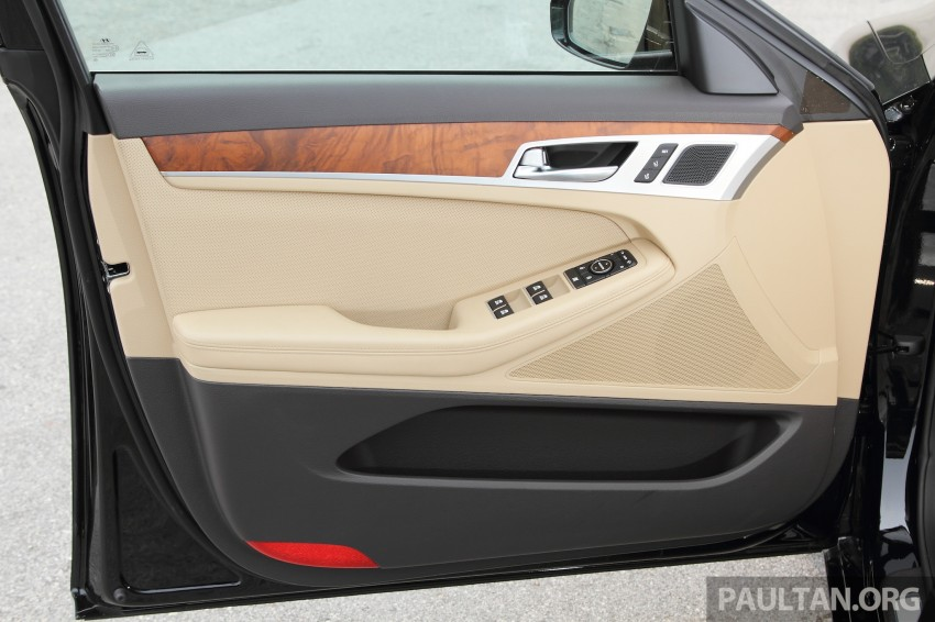 GALLERY: Hyundai Genesis 3.8 GDI V6 in Malaysia Image #282606