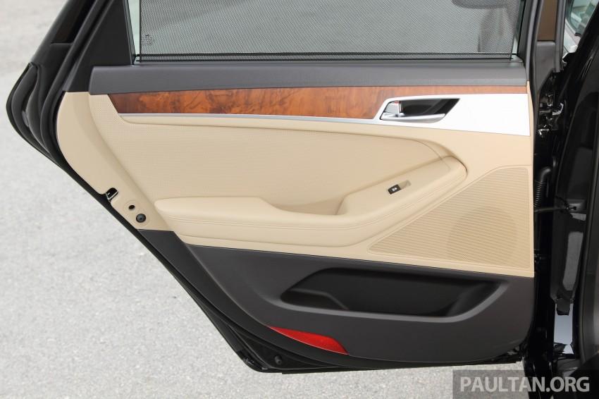 GALLERY: Hyundai Genesis 3.8 GDI V6 in Malaysia Image #282605