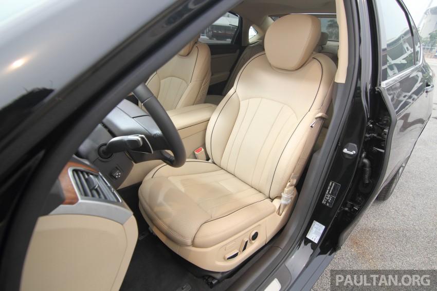 GALLERY: Hyundai Genesis 3.8 GDI V6 in Malaysia Image #282601