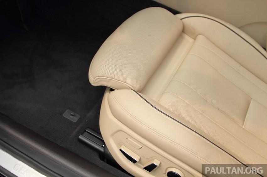 GALLERY: Hyundai Genesis 3.8 GDI V6 in Malaysia Image #282597