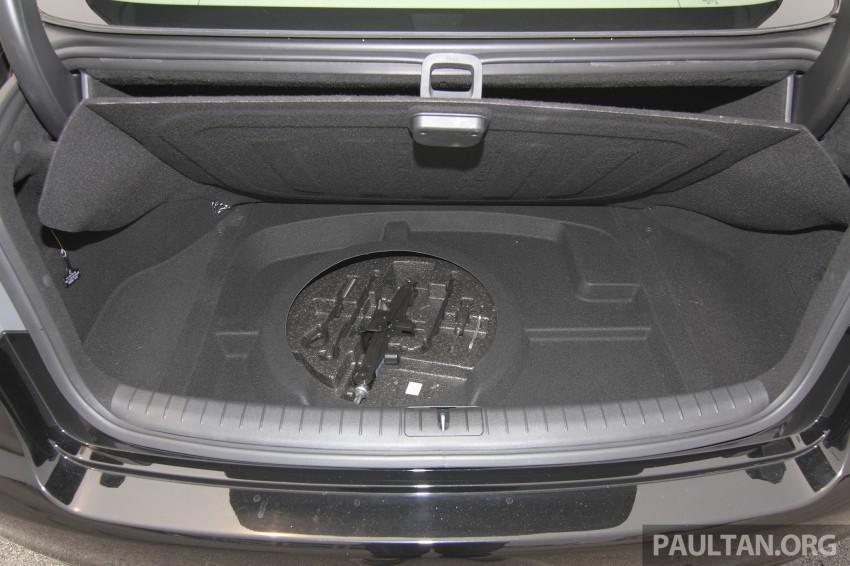 GALLERY: Hyundai Genesis 3.8 GDI V6 in Malaysia Image #282639