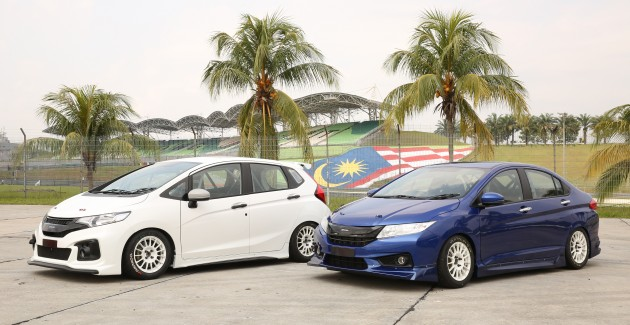 HMRT will test their Challenging Spirit with the All-New Jazz as Car 26 and for the first time, the City as Car 27. (2)