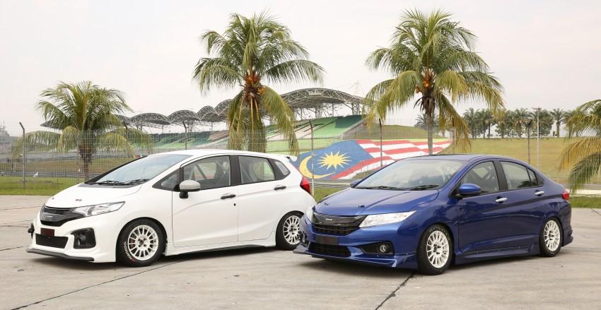 2014 Honda Jazz and City to race in Sepang 1,000 km Image #284308
