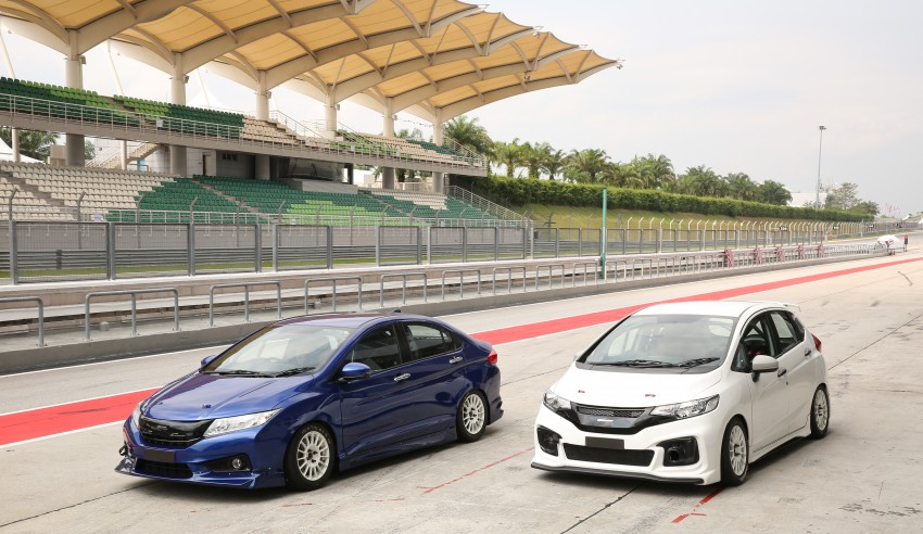 2014 Honda Jazz and City to race in Sepang 1,000 km Image #284310