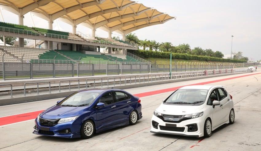2014 Honda Jazz and City to race in Sepang 1,000 km Image #284310
