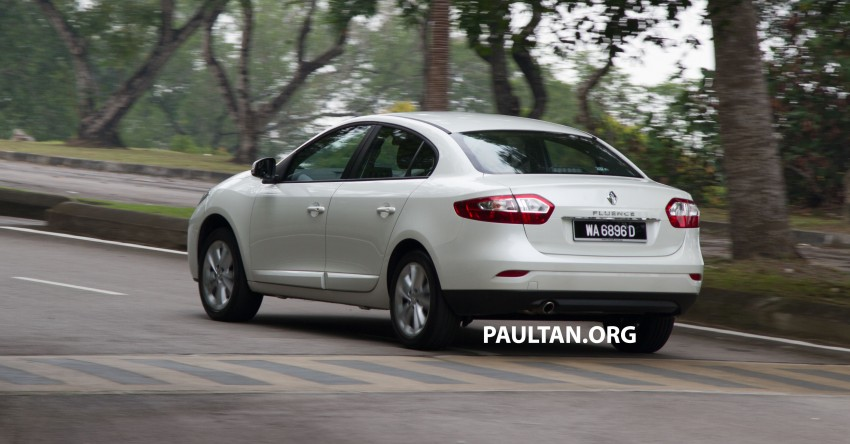 DRIVEN: Renault Fluence 2.0 X-Tronic CKD tested Image #283393