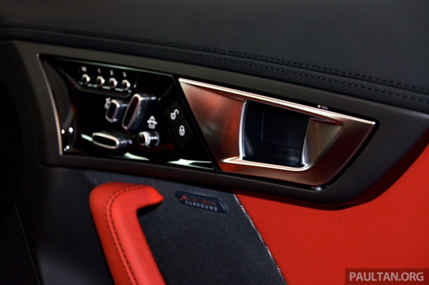 Jaguar F-Type Coupe launched – yours from RM900k Image #283817