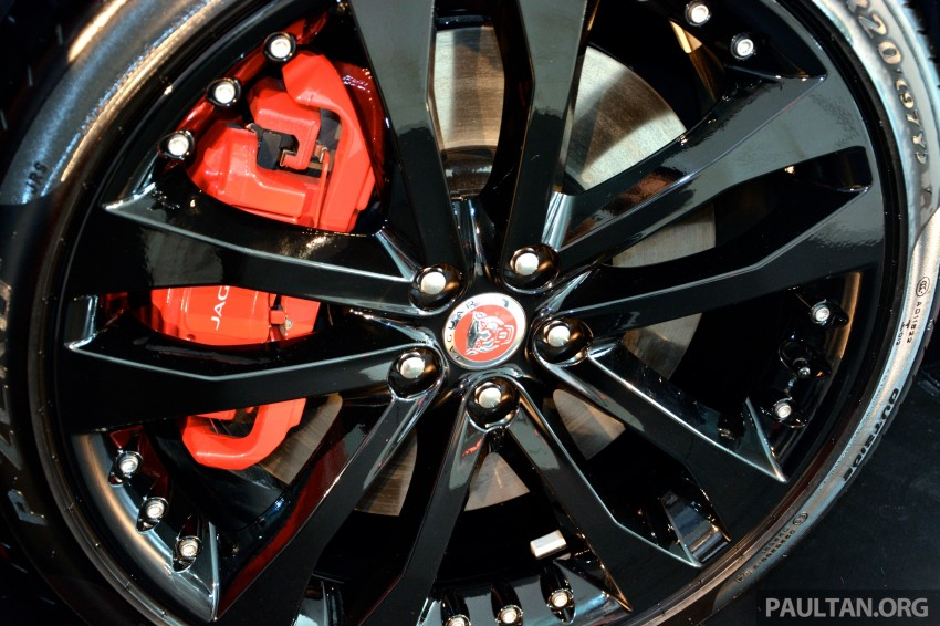 Jaguar F-Type Coupe launched – yours from RM900k Image #283822