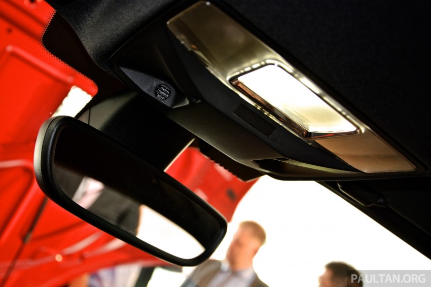 Jaguar F-Type Coupe launched – yours from RM900k Image #283832