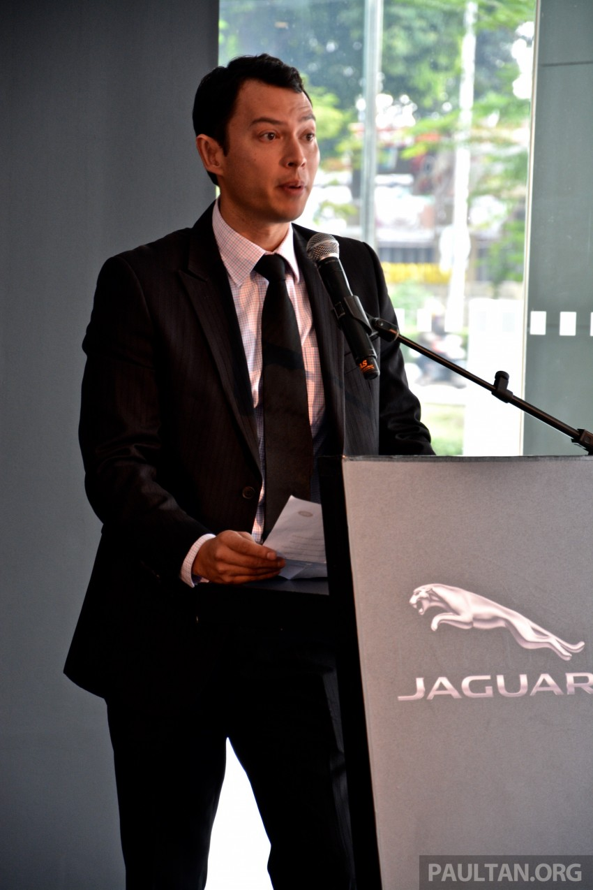 Jaguar F-Type Coupe launched – yours from RM900k Image #283805