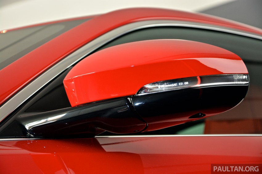 Jaguar F-Type Coupe launched – yours from RM900k Image #283858