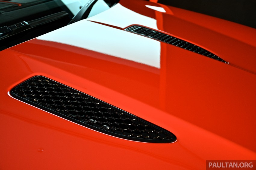 Jaguar F-Type Coupe launched – yours from RM900k Image #283879